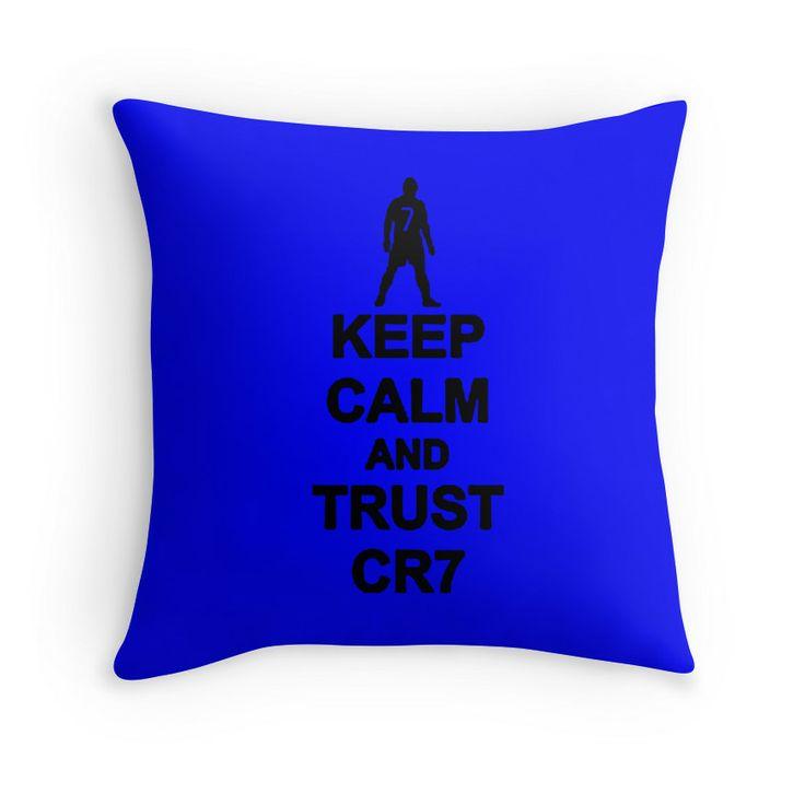 KEEP CALM AND TRUST CR7