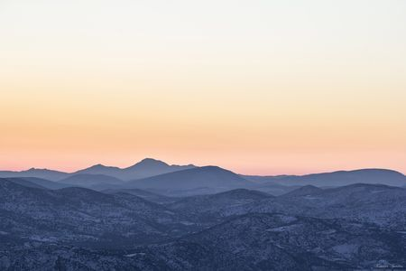 Mountain Lines Photo by Katerina Sgardoni — National Geographic Your Shot