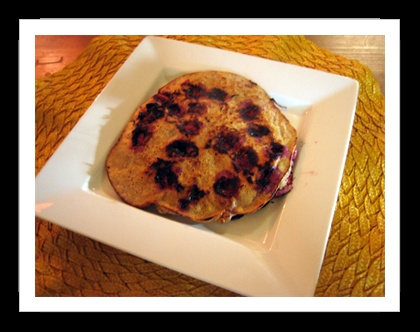Raspberry Protein Pancakes | Paleo and low carb ideas | Pinterest