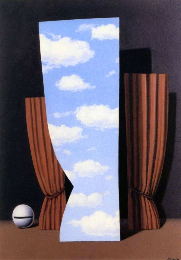 rene magritte recycling back and forth Rene magritte may 23, 2009 may 23 psychoanalysts attributed this back and forth play with reality to the early death of his mother and his 'mother.