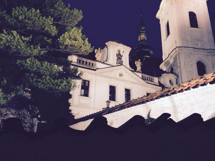 Prague, monastery