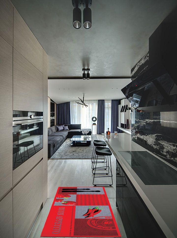 Presne tento červený koberec som zháňala mesiace.. Ďakujem DIEGO! :3 http://www.tulipocarpet.com/sk/kuchynske-koberce/kuchynski-koberce-paprika-301