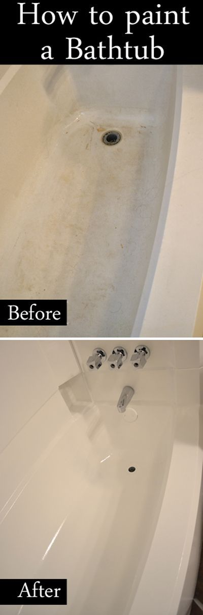 Best 25+ Painting bathtub ideas on Pinterest | Shower tile ...