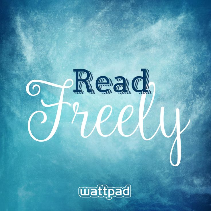 The best way to read is to read freely. Repin this quote if you love to read. #wattpad