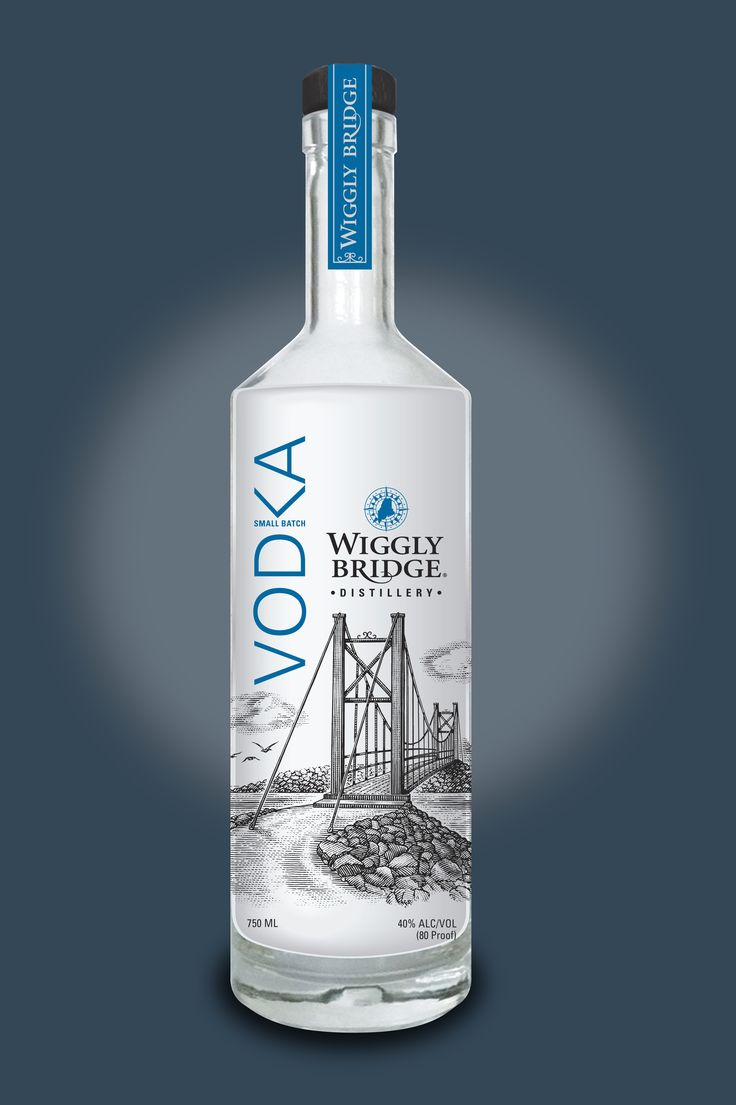 Wiggly Bridge Vodka