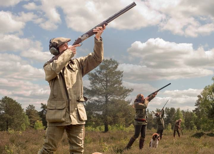 Want to know more about game shooting? We have taken a look at the benefits: