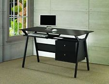 Buy steel standard office desk dimensions with drawers both sidesOffice Furniture on bdtdc.com