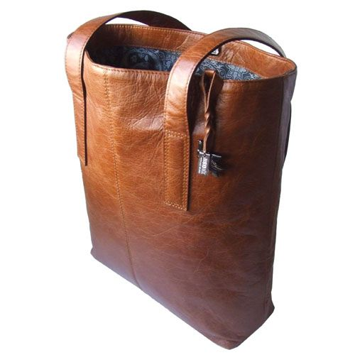 Use UK Large Leather Tote Bag