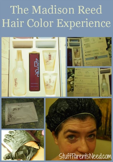 Madison Reed Hair Color Kit: My Experience with Non-Amonia Dye