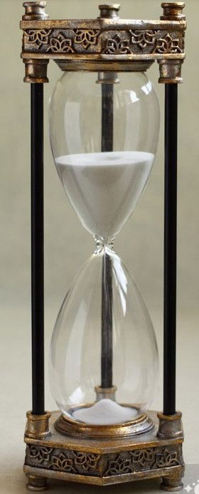 Hourglass Sand Timer-30  Minute. LIM Hourglass Timer Creative gift Tiny Sand Hourglasses Color sand Creative Ornaments02