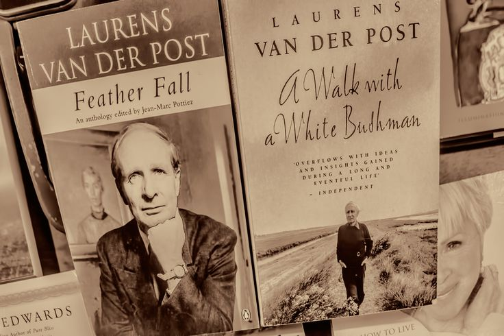 A 20th Century Afrikaner, farmer, philosopher, war hero, author, journalist, humanitarian, explorer and conservationist, Sir Laurens van der Post had a considerable influence on such figures as Chu...
