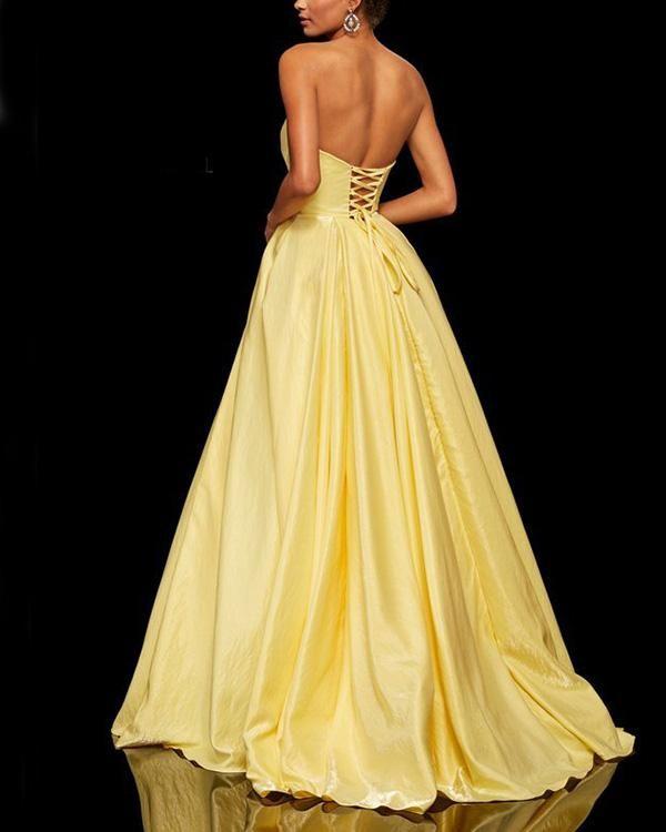 13+ Modern Corset Back Prom Dresses