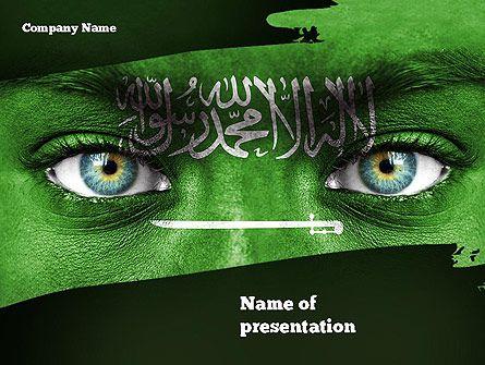 http://www.pptstar.com/powerpoint/template/saudi-arabia-flag/ Saudi Arabia Flag Presentation Template