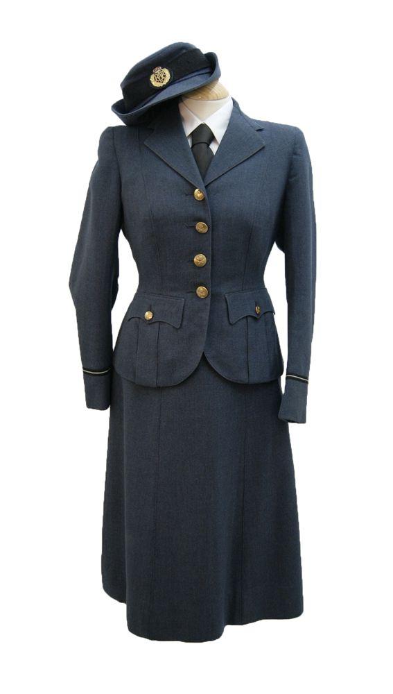 11 Best 40 S Uniforms Images On Pinterest 1940s Fashion