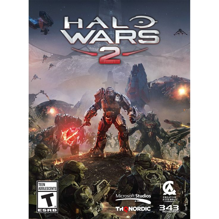 Halo Wars 2 - PC Game, Computer Video Game