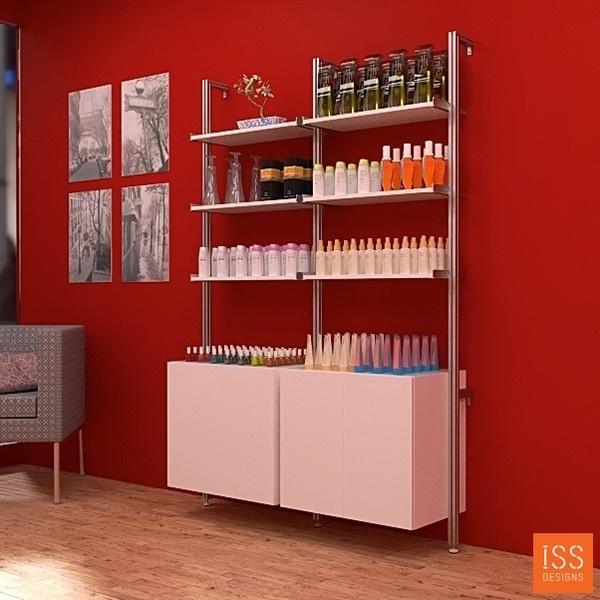 1000 images about salon retail center on pinterest for Armoire salon design
