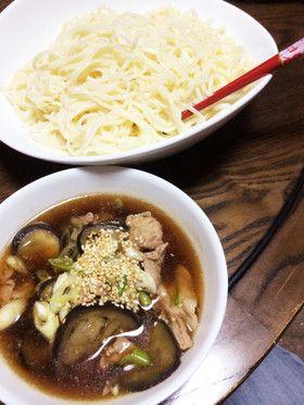 豚肉と茄子のつけ素麺 by ネムーン [クックパッド] 簡単おいしい ...