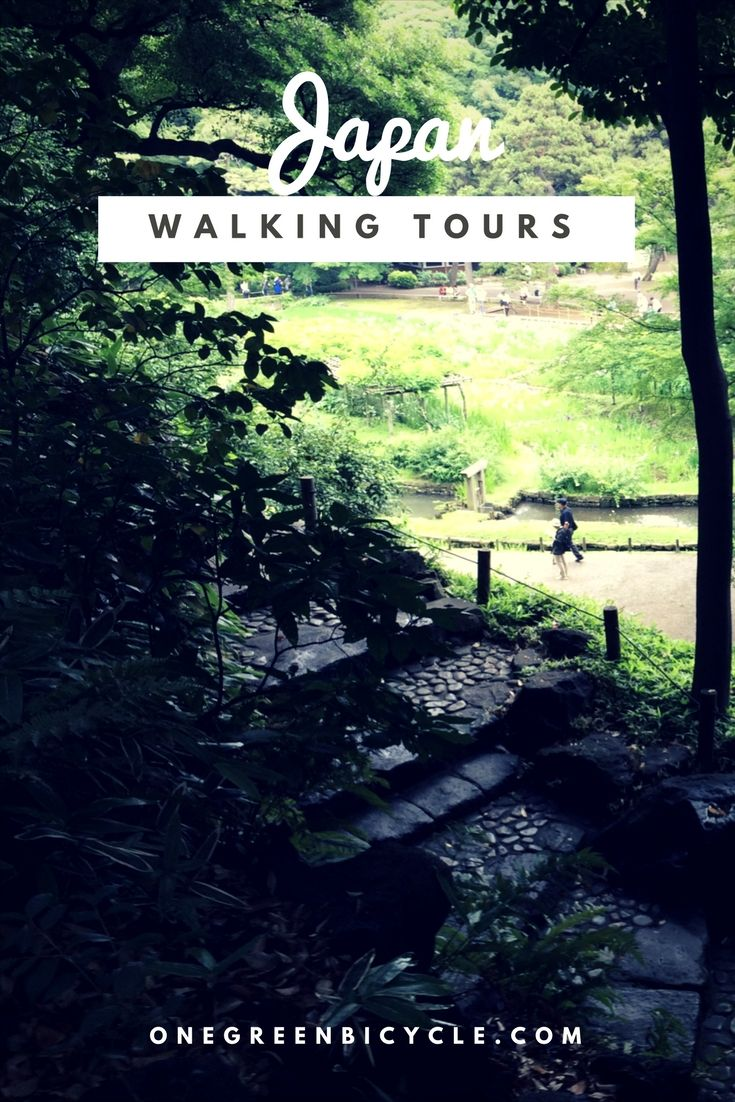 Free self guided walking tours in Japan with google maps, UNESCO world heritage sights, top spots on tripadvisor, and secret spots for locals. Must-sees! This awesome post is all about self-guided walking tours for your time in Japan. Why?  Self-guided wa