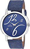 Dezine Analogue Blue Dial Men's Watch -DZ-GR002-BLU-BLKDezine556% Sales Rank in Watches: 207 (was 1358 yesterday)Buy: Rs. 999.00 Rs. 299.002 used & new from Rs. 299.00 (Visit the Movers & Shakers in Watches list for authoritative information on this product's current rank.)