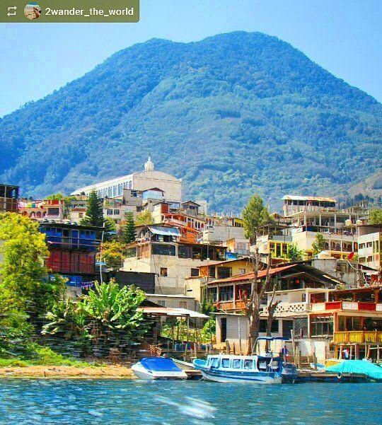 http://OkAtitlan.com By @2wander_the_world: Colours give me life - San Pedro la Laguna #Lake #Atitlan #Guatemala #ILoveAtitlan #AmoAtitlan #Travel #CentralAmerica #LakeAtitlan #Lago  #solola #SanPedroLaLaguna