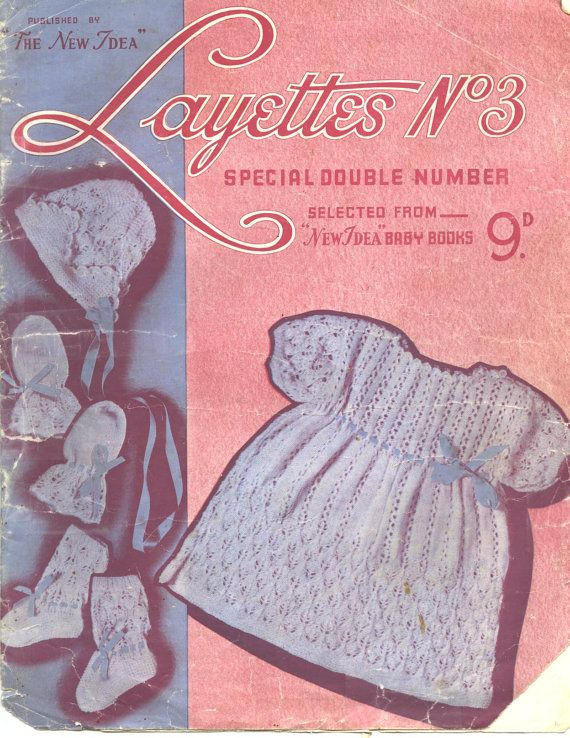 Vintage Knitting Books : Best images about baby love on pinterest knitted