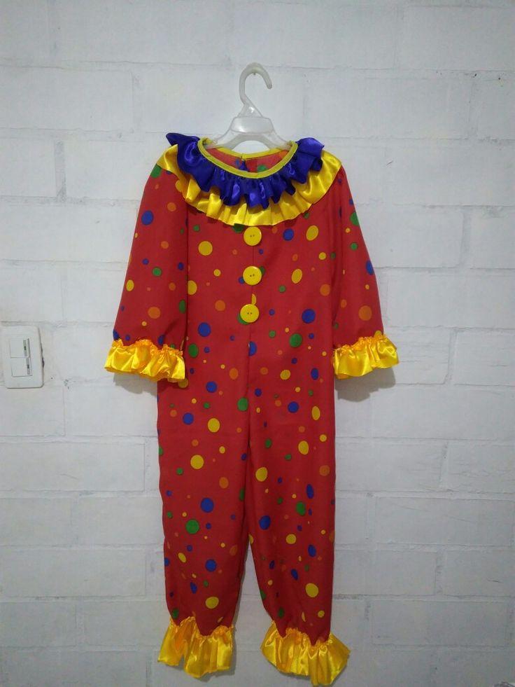 Disfraz de payaso