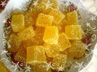 Мармелад «Фруктовый» на желатине