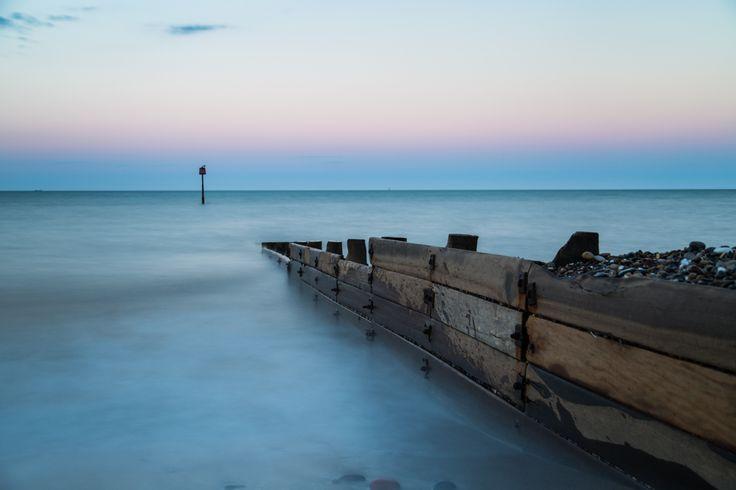 Hornsea Beach Sunset (1) by Iain Poole on 500px
