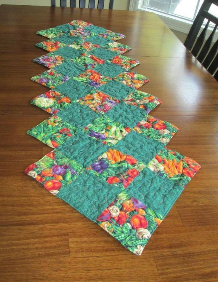 Thankful Harvest Table Runner