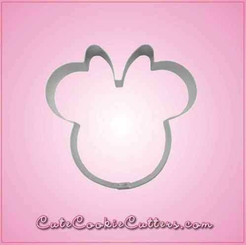 Minnie Mouse Cookie Cutter | Cheap Cookie Cutters