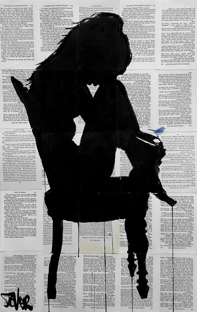 little secrets by Loui Jover: