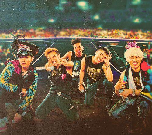 BIGBANG.... VIP 4EVER!!!<3<3<3