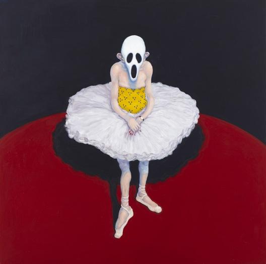 Michael Kvium, Danish artist