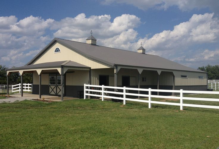 2014 Building of the Year Award Horse Barn Category Heartland Chapter of the NFBA