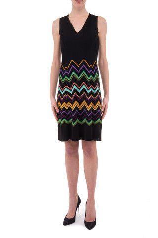 Missoni multicoloured dress - LuxuryProductsOnline