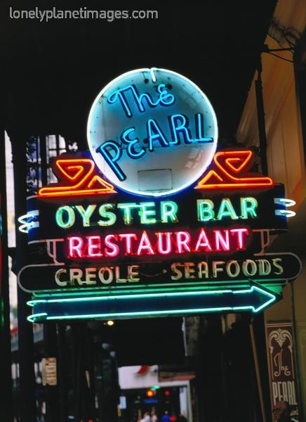 The Pearl Oyster Bar and Restaurant, New Orleans, Louisiana