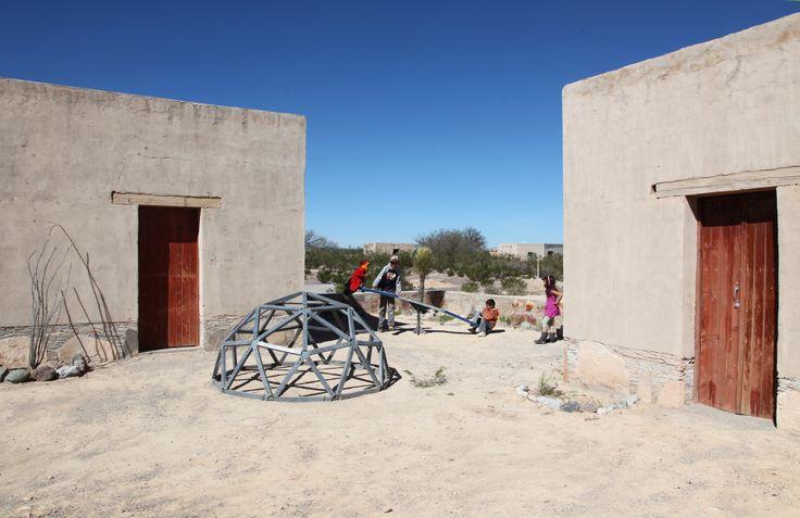 Las Margaritas Social Center by Dellekamp Arquitectos + TOA Taller de Operaciones Ambientales + Comunidad de Aprendizaje |  Las Margaritas, San Luis Potosi, Mexico