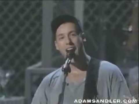 Adam Sandler - chanukah/ hanukkah song Funny