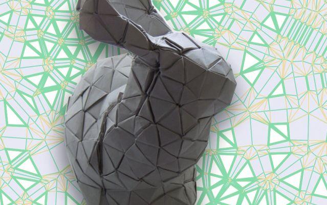 Origami algo