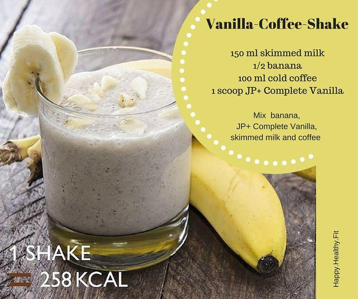 #vanilla #coffee #shake