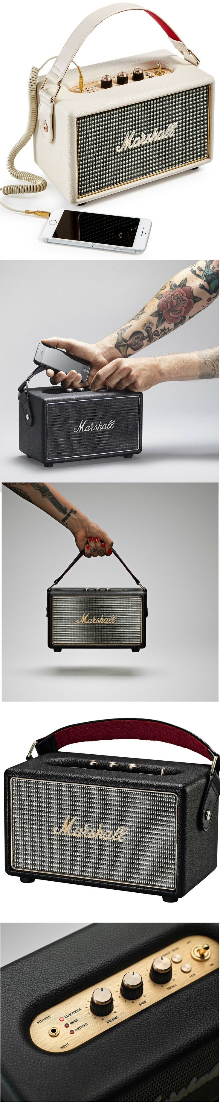 OMG I LOVE the beauty of combining old/classy/original design with new technology (Bluetooth and advanced audio tech). I believe it may be one of my personal business goals to create something with this criteria in mind.
