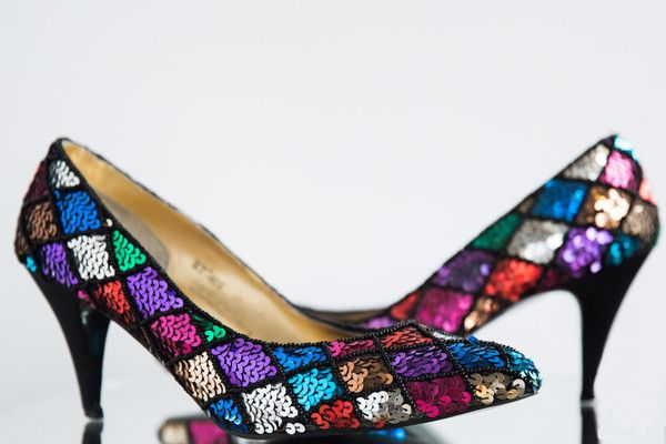 Step into time with style. These shoes have never been more in the moment.  Shop >> Size 8.5