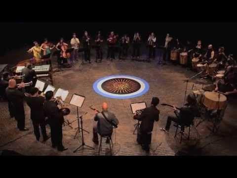 Esta versión del Himno Nacional Argentino, realizado por el Ministerio de Cultura de la Nación, es tocado con instrumentos autóctonos. -…