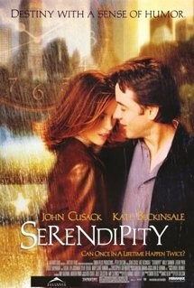 Serendipity. One of the most romantic movies EVER! - Click image to find more Film, Music & Books Pinterest pins