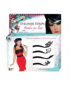 Spirit Halloween Retro Eyeliner Kit