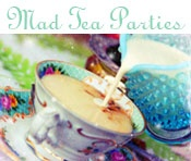 A Fanciful Twist: Mad Tea Party ♥ 2012  By far the most amazing #wonderland #tea #parties EVER!