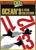 Ocean's Eleven/Ocean's Twelve/Ocean's Thirteen [2 Discs] [DVD]