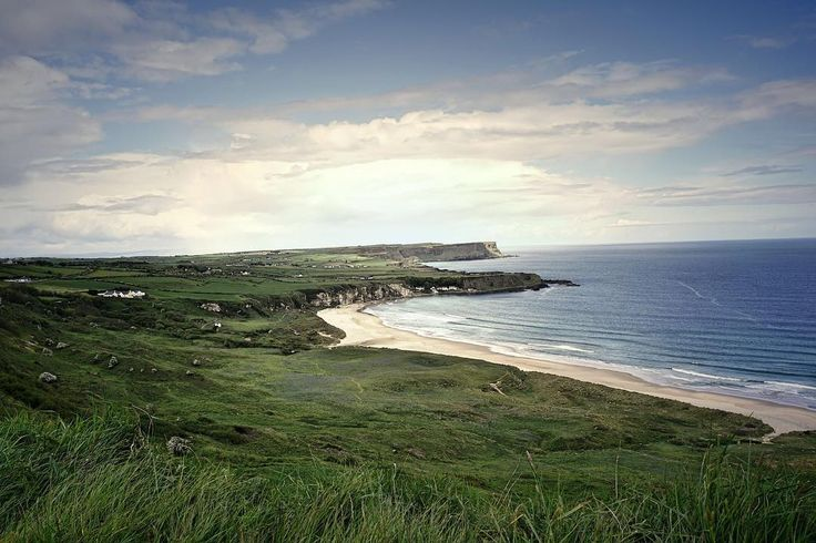 Antrim Coast Shorelines - Northern Ireland