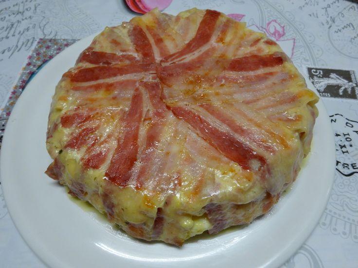 . Le gâteau de pommes de terre au reblochon
