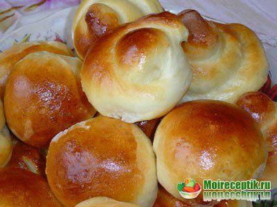Венское тесто и булочки из него